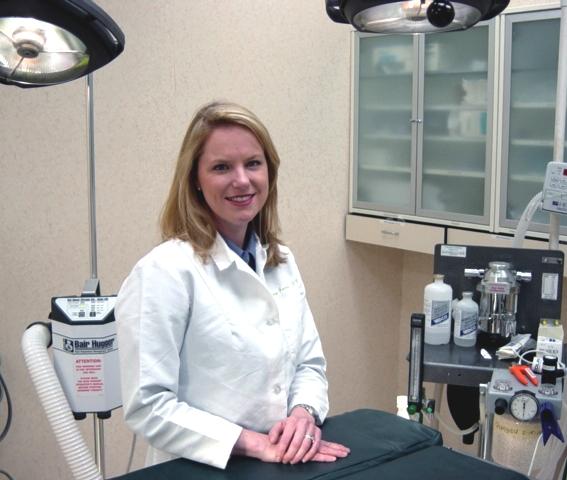 Dr. Amy Garrou